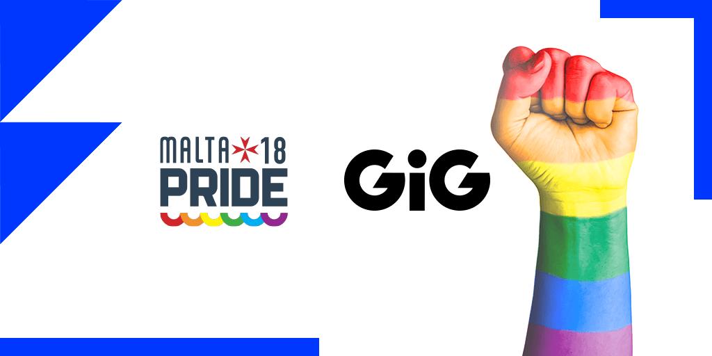 gig casino operator sponsors pride week